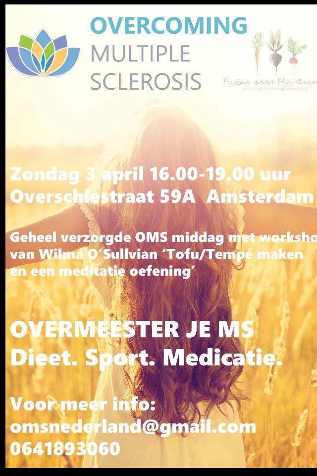Activiteit OMS Nederland